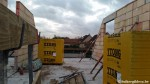 Ruwbouw eerste verdieping