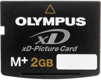 Geheugenkaart Olympus xD-PictureCard 2GB