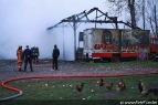 Uitslaande brand Moerbeke-Waas
