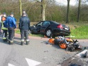 Dodelijk verkeersongeval in Wachtebeke