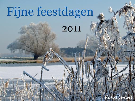 Kerst en nieuwjaarswensen 2010